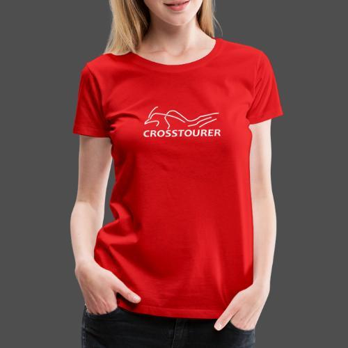 Crosstourer - Koszulka damska Premium