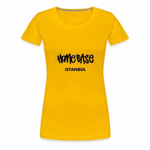Home City Istanbul - Frauen Premium T-Shirt