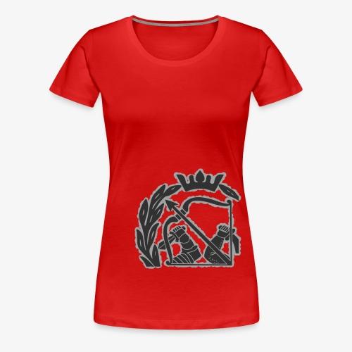 t-paita - Naisten premium t-paita