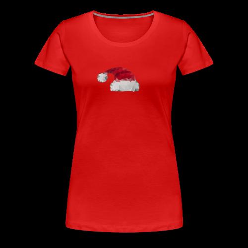 Kerstmuts - Vrouwen Premium T-shirt