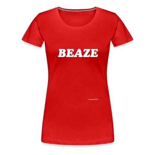 beazewit - Vrouwen Premium T-shirt