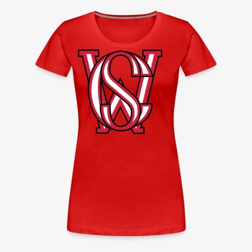SCW-Logo - Frauen Premium T-Shirt