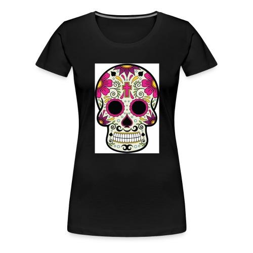 tête messico - T-shirt Premium Femme