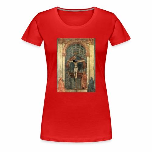 Politic Holy sh*t - Maglietta Premium da donna