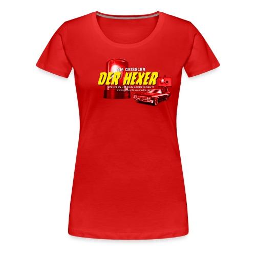 Der Hexer - Frauen Premium T-Shirt