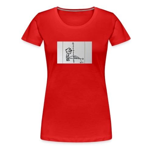 Kleiner Pisser - Frauen Premium T-Shirt