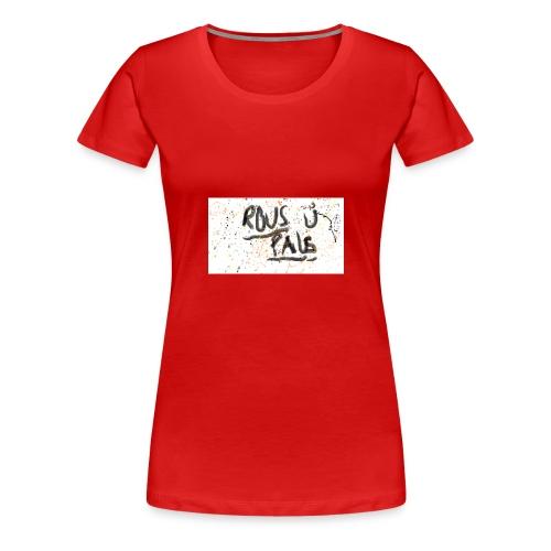 rous pals merch - Women's Premium T-Shirt