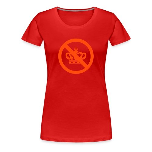 republican - Dame premium T-shirt
