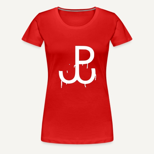 Kotwica (malowana) - Koszulka damska Premium