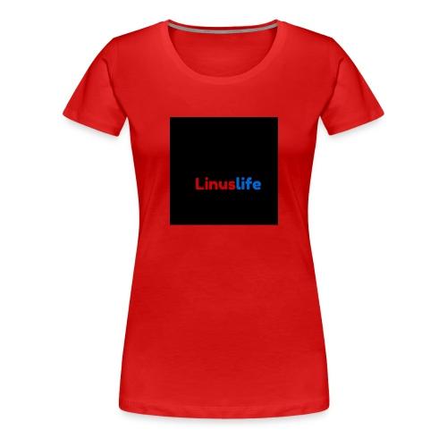 Herr T-shirt - Premium-T-shirt dam