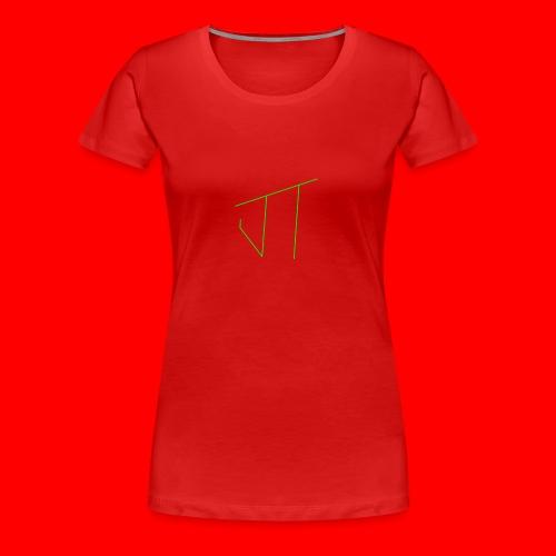 JT_UNITED - Women's Premium T-Shirt