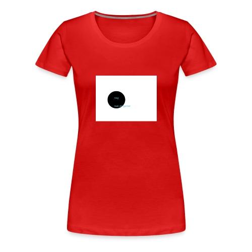 roel de gamer - Vrouwen Premium T-shirt
