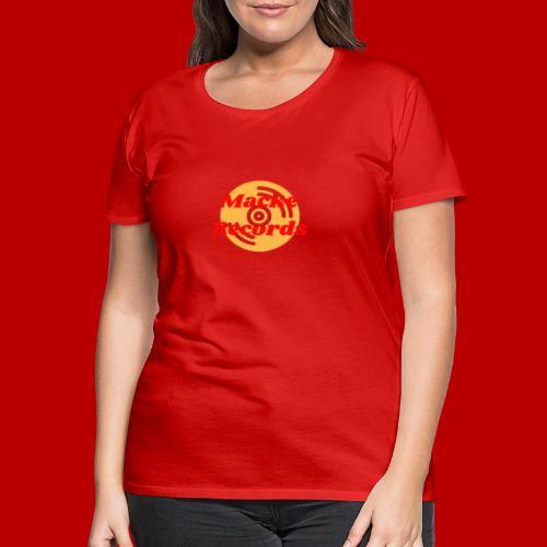 mackerecords merch - Premium-T-shirt dam