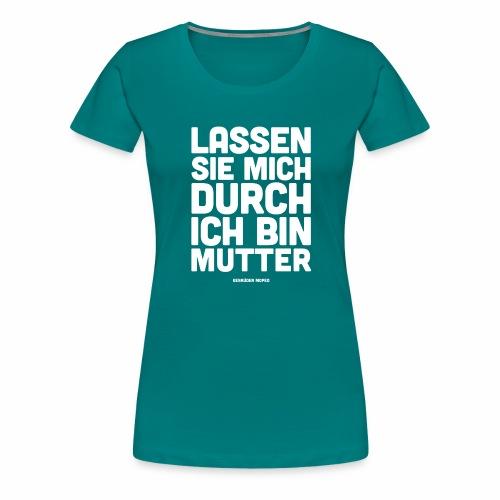 Mutter - Frauen Premium T-Shirt