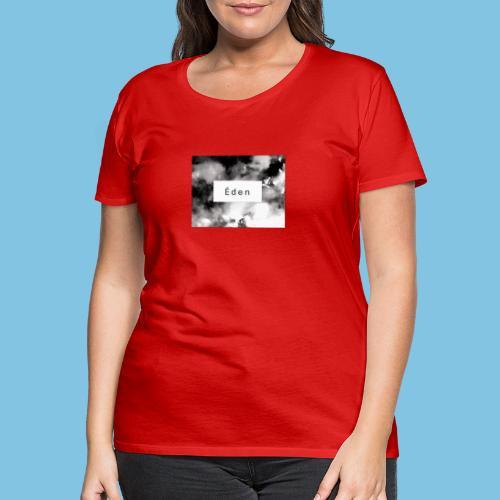 Éden-HVN - T-shirt Premium Femme