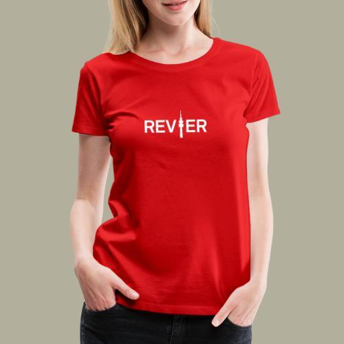 Dortmunder Revier - Frauen Premium T-Shirt