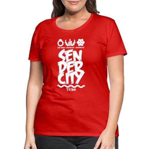 Sender City e.V. Strassenfest-Shirt 2013 - Frauen Premium T-Shirt