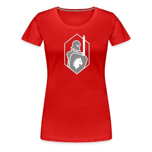 Red team, blue team - Vrouwen Premium T-shirt