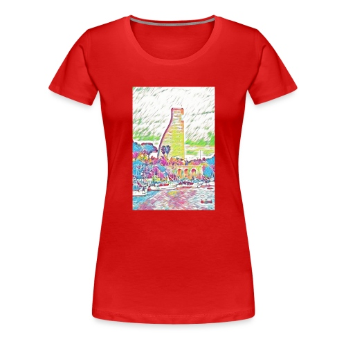 Brindisi - Maglietta Premium da donna