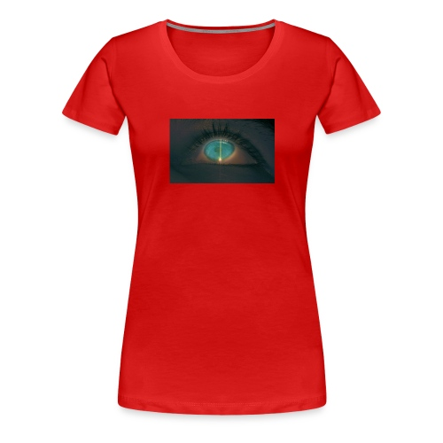 Tus ojos mis ojos - Camiseta premium mujer