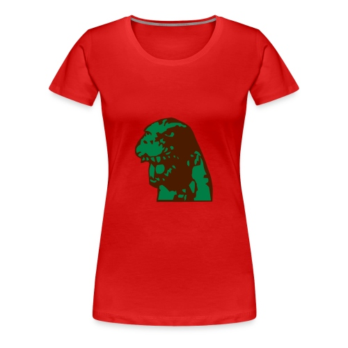 dino3 - Frauen Premium T-Shirt