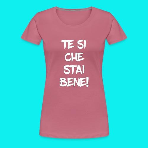 tesiokok - Maglietta Premium da donna
