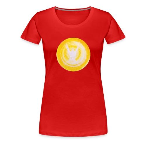 SoulArt-Mandala Engel des Lichts - Frauen Premium T-Shirt