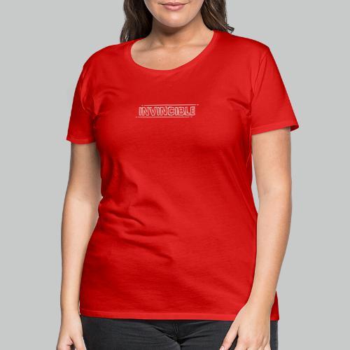 Invincible - Women's Premium T-Shirt