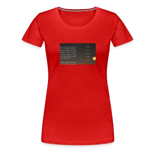 smart-jpg - Vrouwen Premium T-shirt