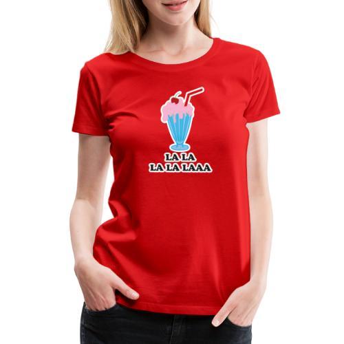 milkshake - Vrouwen Premium T-shirt