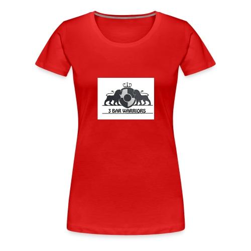 3BW Jersey - Premium T-skjorte for kvinner
