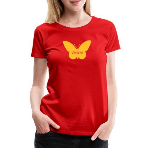 Vielfalter / Women - Frauen Premium T-Shirt