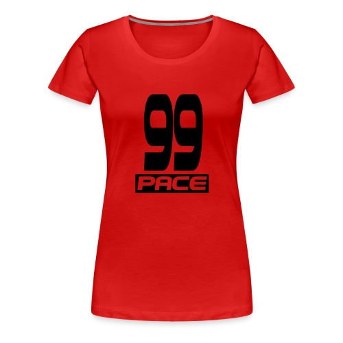 Apple 4/4s hardcase - Vrouwen Premium T-shirt