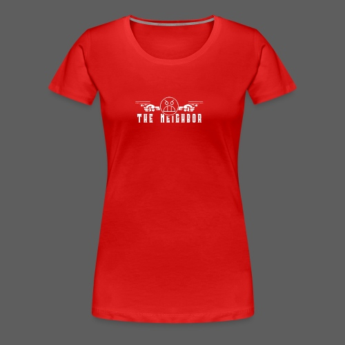 cool png 4k - Vrouwen Premium T-shirt