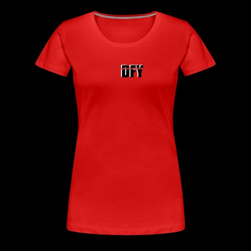 Team sache ist alles - Frauen Premium T-Shirt
