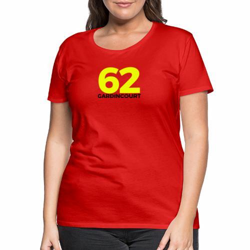 GARDINCOURT 62 S/O - T-shirt Premium Femme