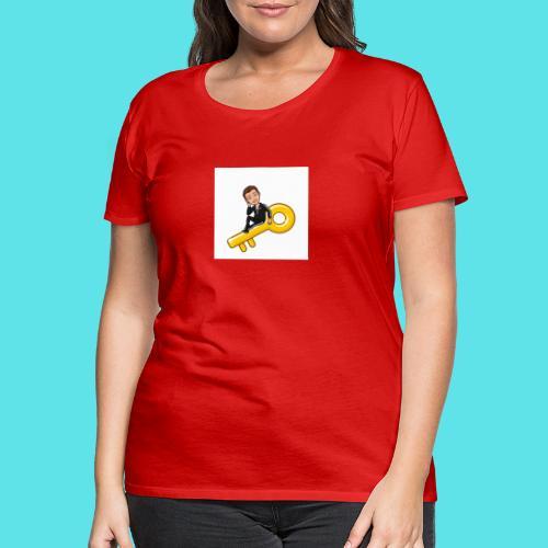 Just be u - Women's Premium T-Shirt