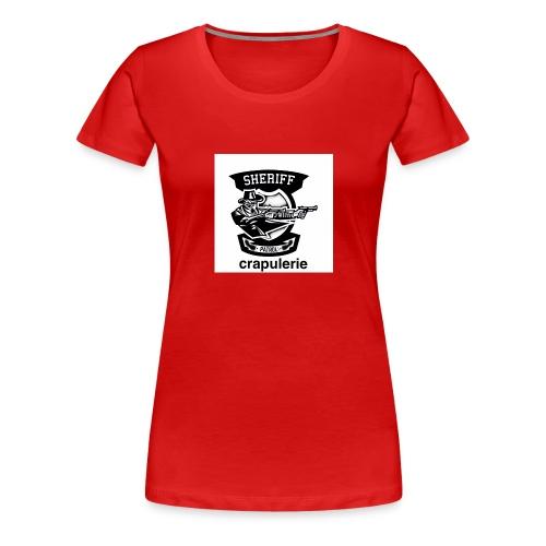 C233B76C C6CC 463B B159 E82707C59071 - T-shirt Premium Femme