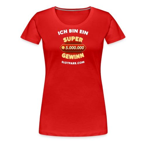 Super profit - Women's Premium T-Shirt