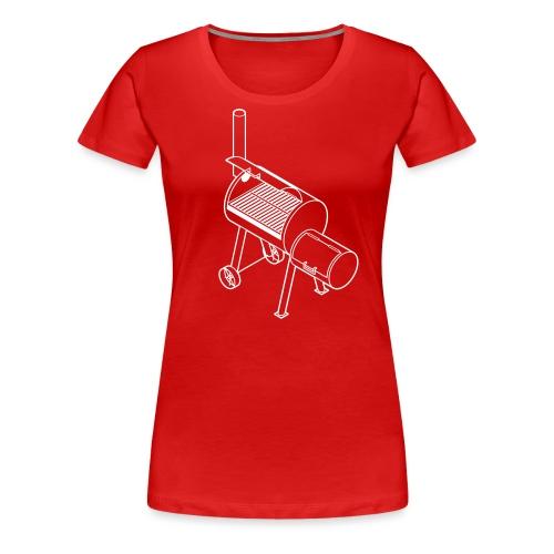 offsetsmoker - Vrouwen Premium T-shirt