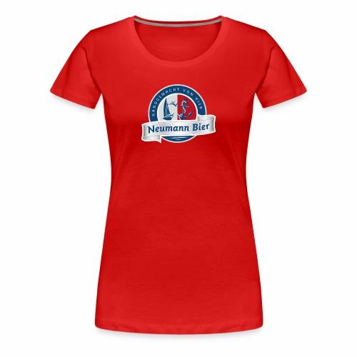 Neumann Bier - Hobbybrauer Leipzig - Frauen Premium T-Shirt