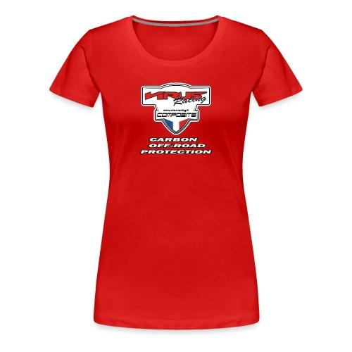 logo carbon off road - T-shirt Premium Femme