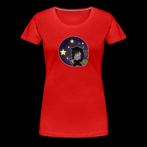 My Work Environment - Women's Premium T-Shirt