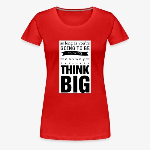 Big Boss - Koszulka damska Premium