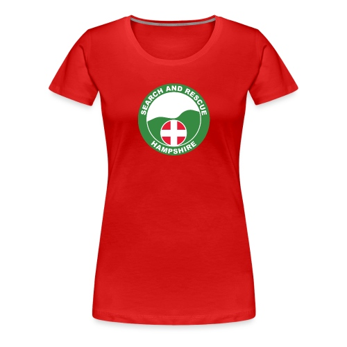 HANTSAR roundel - Women's Premium T-Shirt