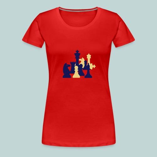 Figurengruppe - Frauen Premium T-Shirt
