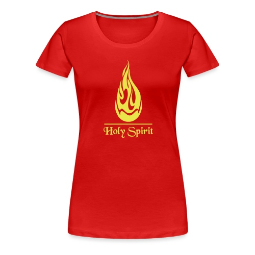 holy spirit - Frauen Premium T-Shirt