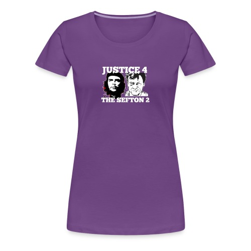 sefton2 png - Women's Premium T-Shirt