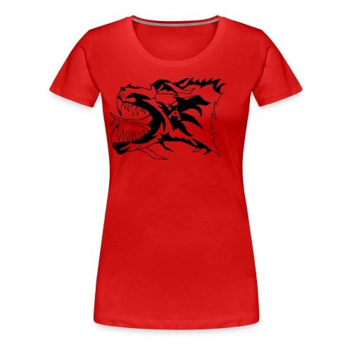 Lykunis - Frauen Premium T-Shirt