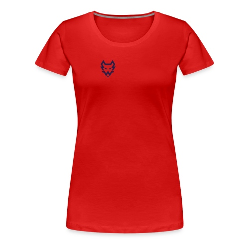 Crashtuber merchandise - Vrouwen Premium T-shirt